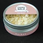 """Finish Salz """"herbes"""" 10 g mit mit indischem Pyramidensalz als Fingersalz"""