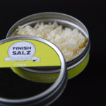 "Finish Salz ""lime"" als Fingersalz in der 10 g Dose"
