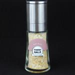 """Finish Salz """"herbes"""" 80 g mit groben Meersalz in der Salzmühle"""